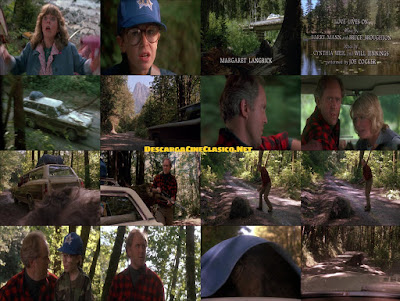 Bigfoot y los Henderson (1987) Harry (Bigfoot) and the Hendersons