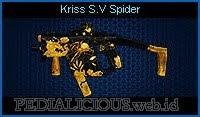 Kriss S.V Spider