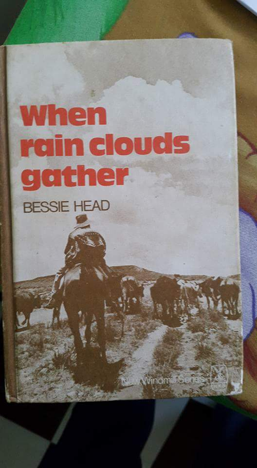 when rain clouds gather by bessie head essay When rain clouds gather essay sample this lesson focuses on the historical background to the story and a synopsis of all the chapters summary of chapters gives the story line ie main issues in each chapter.