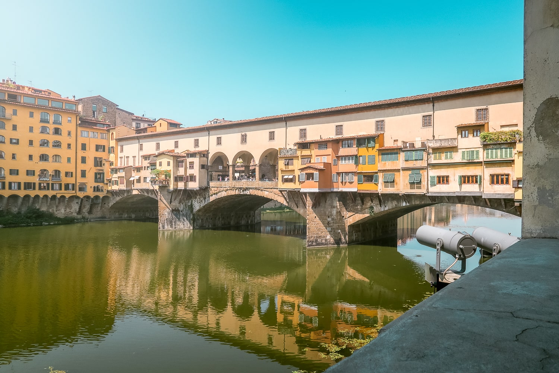 Ponte Vecchio, Florence Italy Travel Guide, Latina Photographer, Contiki Europe