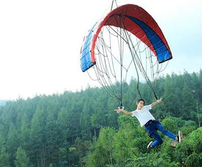 Dago Dream Park, Wisata Spot Foto Keren Di Bandung