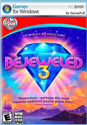 Bejeweled 3 (2010) PC Full Español [MEGA]