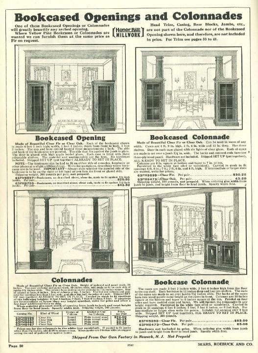 Sears House Seeker: Sears Sunbeam In Wilkins Township