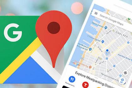 Cara Menghapus History Google Maps Agar Tidak Ketahuan