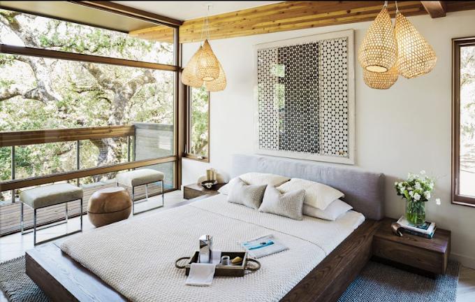 كيفية تنسيق ألوان غرف نوم
