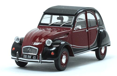 Citroën 2CV Charleston coches inolvidables salvat