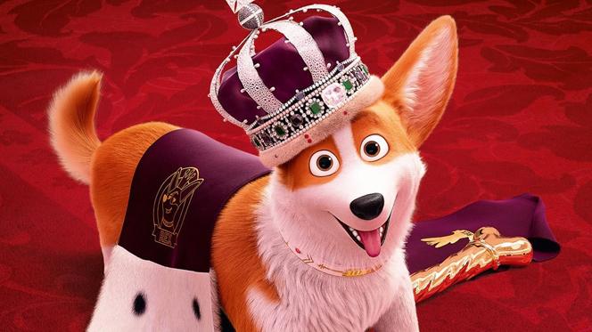 Corgi: Un perro real (2019) BRRip 720p Latino-Ingles