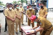 Gubernur dan Walikota Bitung Sepakat Rusunawa Sagerat Dijadikan RS Darurat Covid - 19