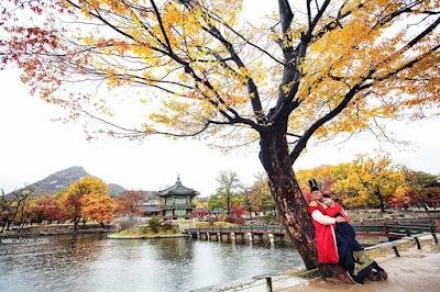 gyeongbokgung wedding