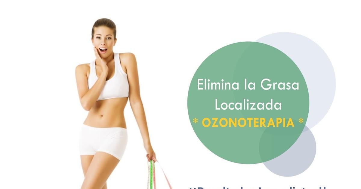 Ozonoterapia para adelgazar