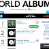 MC Kresha dhe Lyrical Son ne #2 te  Billboard World Albums Chart