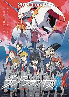 Darling in the Franxx 2018 All Episodes Free Download Or Watch Online In Full HD
