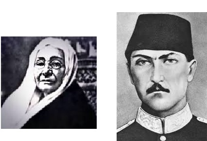 Father and Mother of Ataturk, Ali Riza Efendi and Zybejde Hanim