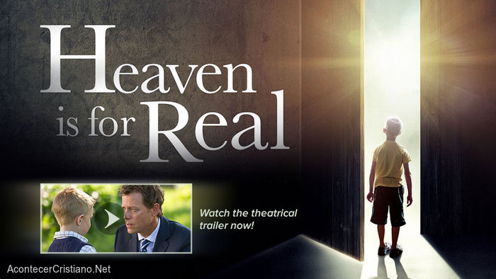 """Película """"El Cielo es Real"""""""