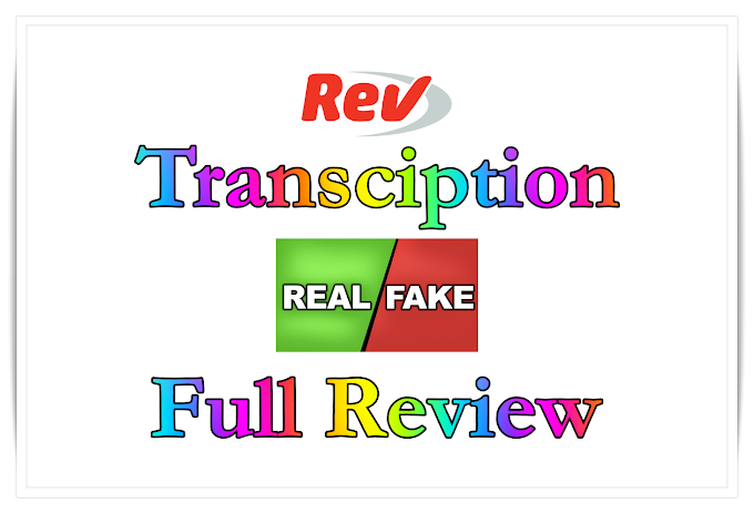 Rev Transcription Jobs Review // Real or Fake