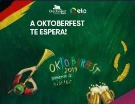 Cadastrar Promoção Cartões Elo Bradesco Oktoberfest Blumenau 2019 - Pacotes Viagem