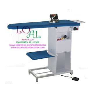mesa de planchado, mesa con aspiracion , Bieffe, Mesa con aspiracion y generador de vapo, plancha, planchar, planchado de prendas profesional