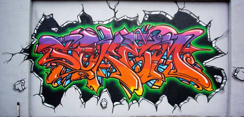 Graffiti Wall Art & Graffiti Wall Art | Best Graffitianz