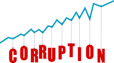 Image result for corruption in government picture