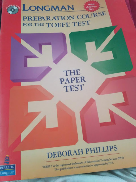 Buku Terbaik Persiapan TOEFL