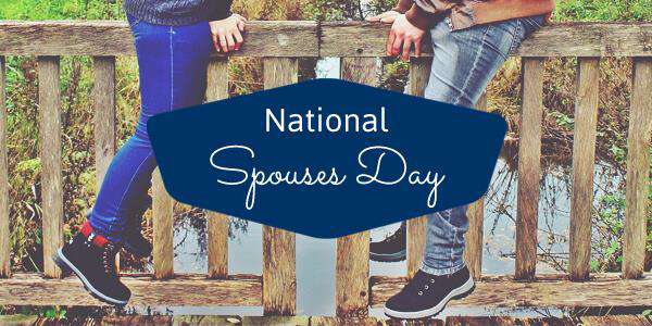 National Spouses Day Wishes Images download