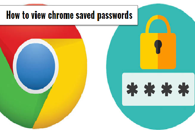 How do you see Saved Passwords in Google Chrome...?  saved passwords google
