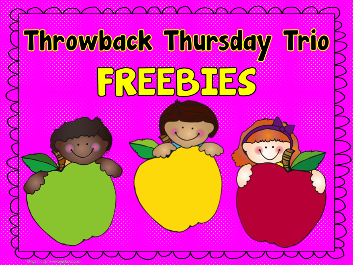 Fern Smith's Throwback Thursday's FREE Center Game Math ~ Divide By One ~ Identity Property of Division!
