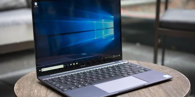 CES 2019: هواوي تطلق كمبيوتر محمول Matebook 13