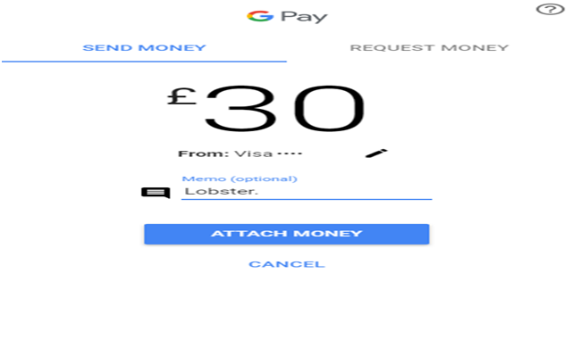 Gmail and Google Pay