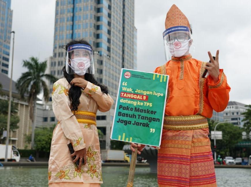 DPP PGK Bentuk Relawan Pilkada Sehat