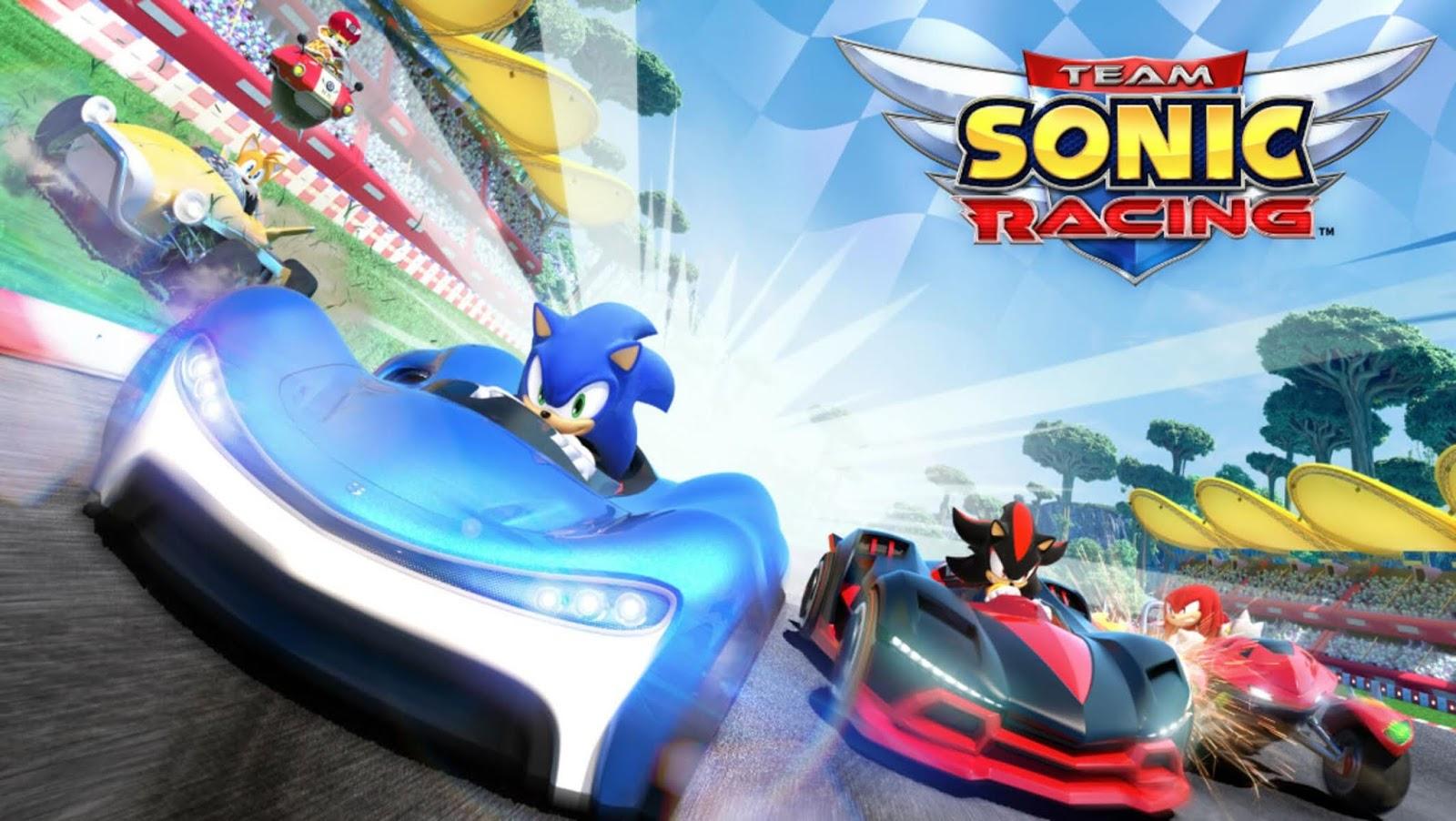 متطلبات تشغيل لعبة Team Sonic Racing للكمبيوتر
