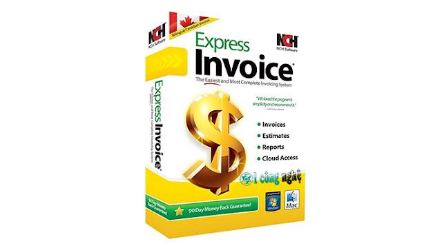 تحميل برنامج NCH Express Invoice Invoicing Software كامل مع التفعيل