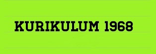 Kurikulum 1968