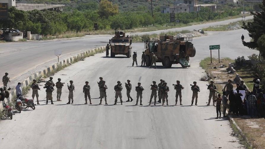 Τουρκία και εγκλήματα πολέμου
