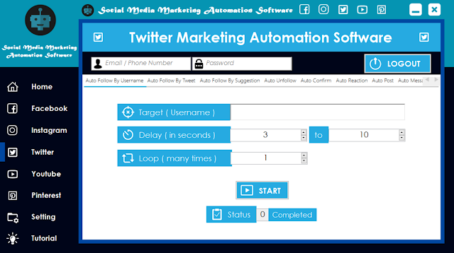 Twitter Marketing Automation Software