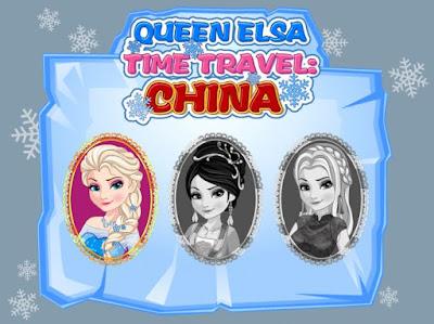 Chơi game thời trang nữ hoàng Trung Hoa