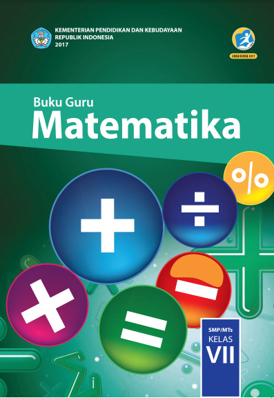 Buku Teks Pelajaran Matematika Kurikulum 2013 Revisi 2017