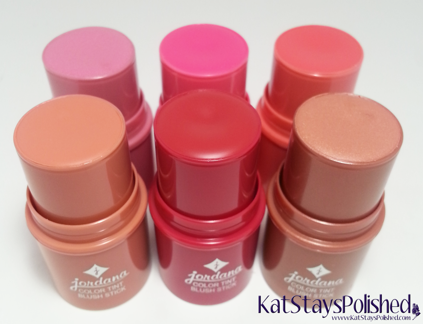 Jordana Color Tint Blush Stick | Kat Stays Polished