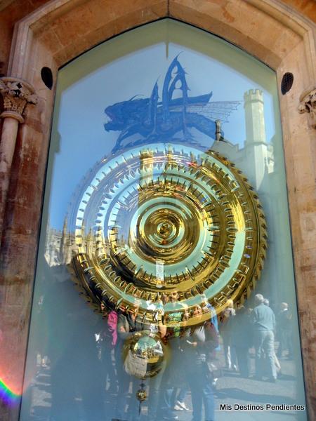 Reloj Corpus (Cambridge, Inglaterra)