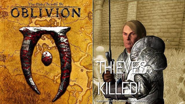 The Unfortunate Shopkeeper! Norbert Lelles! The Elder Scrolls IV: Oblivion Gameplay 2020