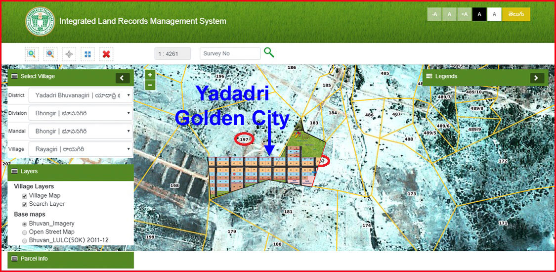 Yadadri golden city venture