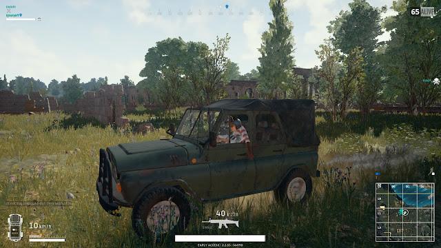 Не выпрыгивайте из машин на ходу