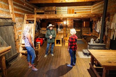 Fort Whoop-Up in Lethbridge, Alberta