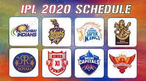 Dream11 IPL 2020 Schedule, Venue, Time Table
