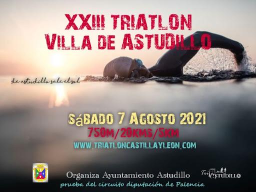 TRIATLON VILLA DE ASTUDILLO