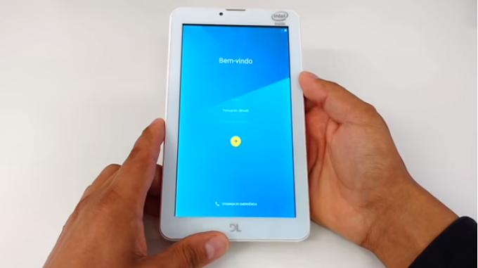 Aprenda como desbloquear a Conta Google nos Tablet DL TX315, TX316, TX319, TX320.