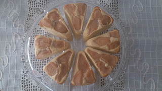 Pastel de pera en porciones molde lidl desayuno postre merienda Bizcocho en el horno Cuca