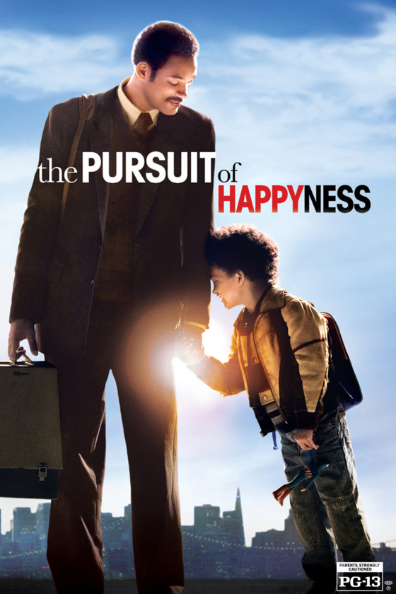 The Pursuit of Happyness (2006) Dual Audio Hindi 400MB BluRay 480p