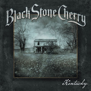 Black Stone Cherry - Kentucky - cover album