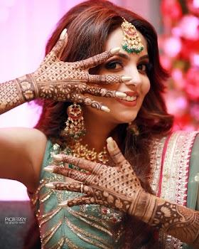 Sugandha Mishra weds Sanket Bhosle : सुंगधा मिश्रा और संकेत भोसले शादी के बंधन में बंध गए, पहली फोटो सामने आई